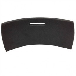 Queixeira protetora de queixo de EVA para o capacete Peels Spike