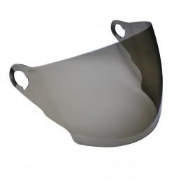 Viseira fumê em policarbonato antirrisco para o capacete Peels Vision