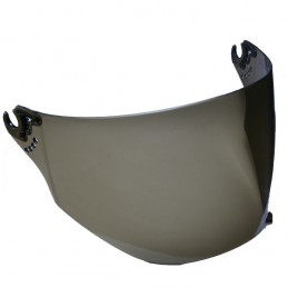 Viseira Metalizada Multicor  do capacete Bieffe 3 Sport