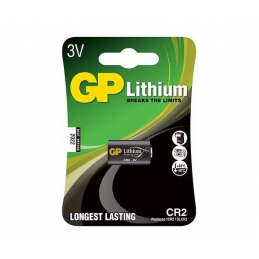 Bateria GP Lithium Cr2 3v