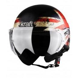 Capacete Kraft Plus Inglaterra