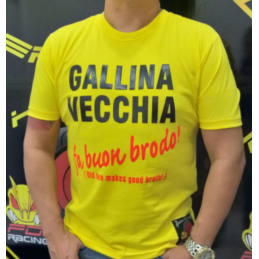 Camiseta Gallina Vecchia...