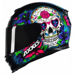 Capacete Axxis Eagle Skull...