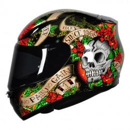 Capacete MT Revenge Skull...