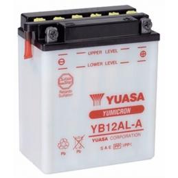 BATERIA YUASA YB12AL-A...