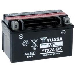 BATERIA YUASA YTX7A-BS...