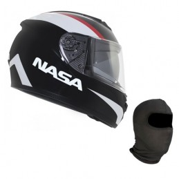 Capacete Nasa NS 901 Hero +...