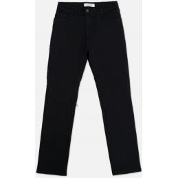 Calça Jeans Slim Corse Preta