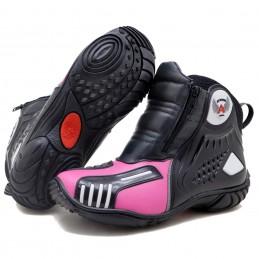Bota Atron Shoes As Highway Rosa