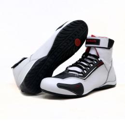 Tênis Cano Alto Atron Shoes...