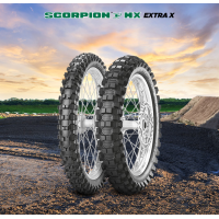 SCORPION MX EXTRA X