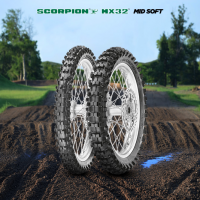 SCORPION MX MID SOFT 32